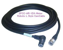 12 Pin L Style Robotic CamCable